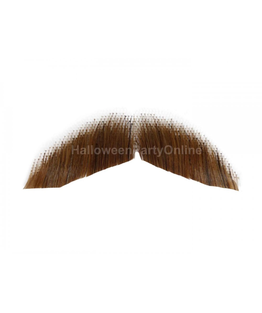 Moustaches HB-003 Brown #27