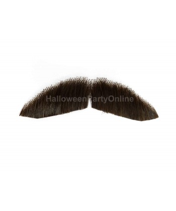 Halloween Party Costume Moustaches HB-003 Brown #4
