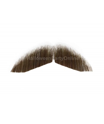 Halloween Party Costume Moustaches HB-003 Brown #48