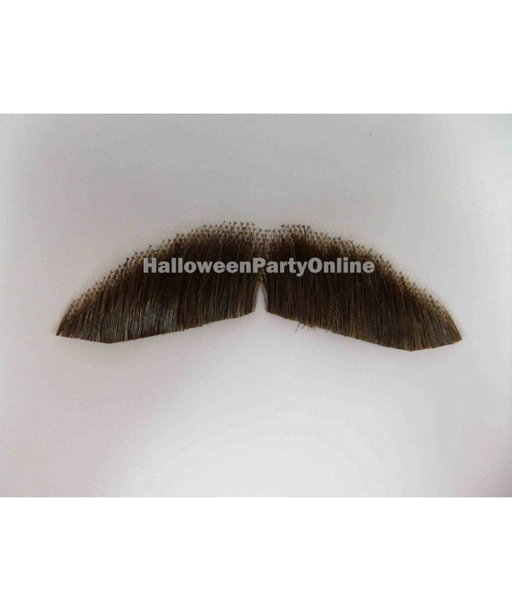Moustaches HB-003 Brown #4