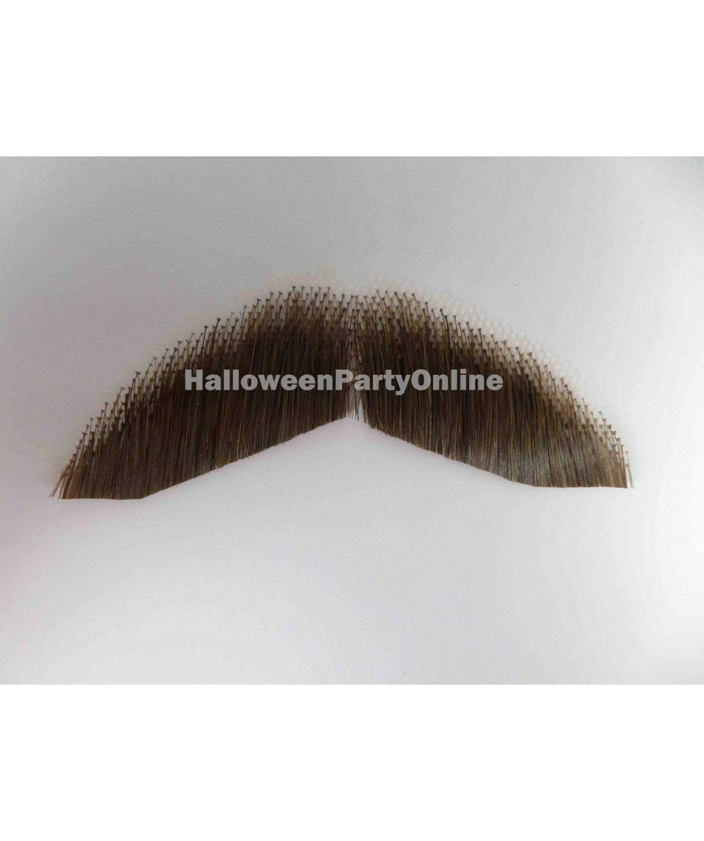 Moustaches HB-003 Brown #6