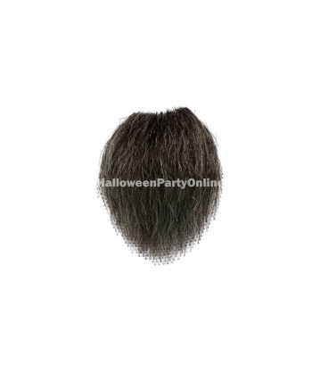 Halloween Party Costume Goatee Beard HB-104 Grey #51
