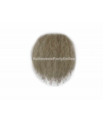 Halloween Party Costume Goatee Beard HB-104 Grey #59