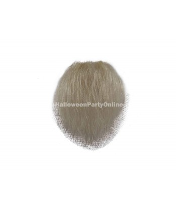 Halloween Party Costume Goatee Beard HB-104 White #60
