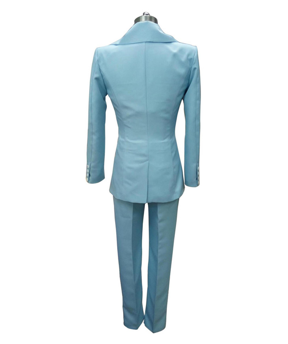 (1-2 Days Dispatch) EXCLUSIVE! Men's Deluxe Costume for Cosplay Singer Bowie HC-002