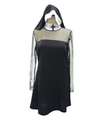 Halloween Party Costume Sexy Nun Costume HC-010