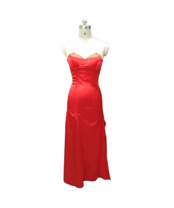 Halloween Party Costume Sexy Betty Red Dress Costume HC-013