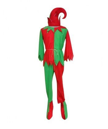 Halloween Party Costume Men's ELF Costume HC-025