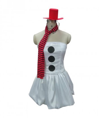 Halloween Party Costume Snow Lover Costume HC-027