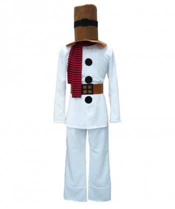 Halloween Party Costume Mr Snowman Costume HC-028
