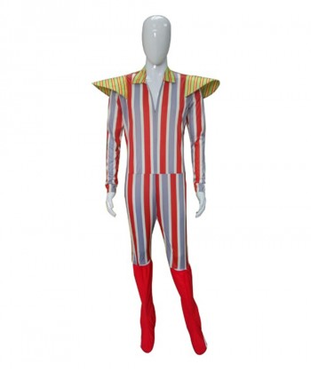 Halloween Party Costume (1-2 Days Dispatch) Adult Mens Costume for Cosplay David Bowie Ziggy Stardust HC-041