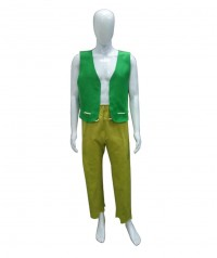 Halloween Party Costume (1-2 Days Dispatch) Adult Costume for Cosplay Troll King Peppy HC-046