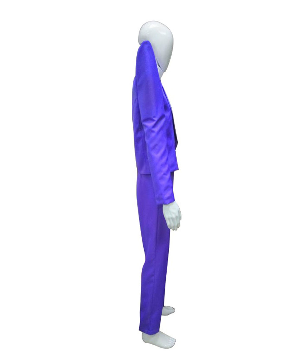 (1-2 Days Dispatch) Adult Men's Costume for Cosplay Despicable Me 3 - Balthazar Bratt Purple Suit HC-047
