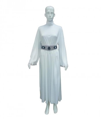 Halloween Party Costume (1-2 Days Dispatch) Adult Costume for Cosplay Star Wars Princess Leia HC-049