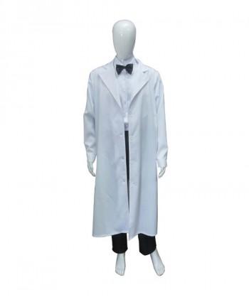 Halloween Party Costume Adult Men's Crazy Scientist Costume HC-086