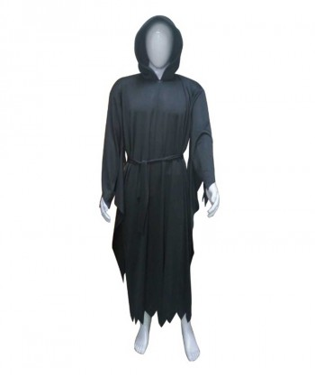 Halloween Party Costume Adult Men's Scream Hooded Robe Costume HC-110