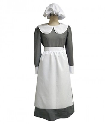Halloween Party Costume Adult Women's Maid Costume HC-125