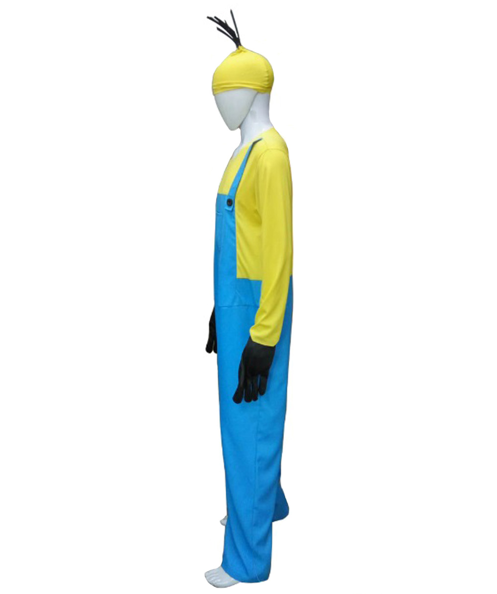 Adult Men's Costume for Cosplay Despicable Me 3 Minions Kevin HC-210