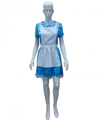 Halloween Party Costume Adult Women's Alice Costume HC-219