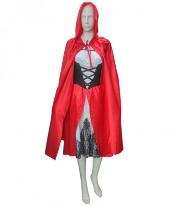 Halloween Party Costume Adult Women's Red Riding Hood Costume HC-221