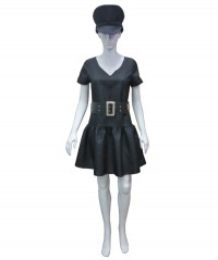 Adult Women's Police Officer Costume HC-222