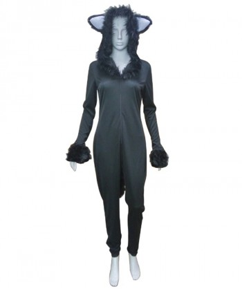 Halloween Party Costume Adult Women's Catsuit Costume HC-223
