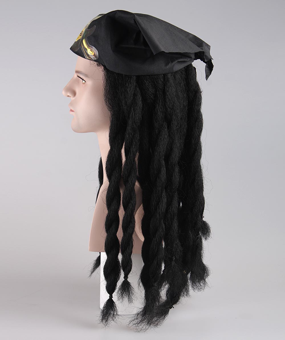 Pirate Deep Wig HM-009