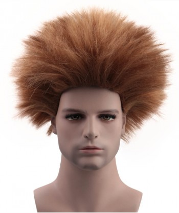 Halloween Party Costume (1-2 Days Dispatch) Wig for Cosplay Transylvania Johnny HM-046