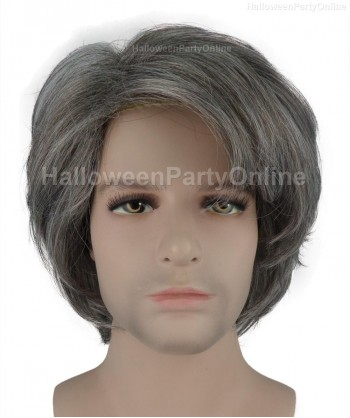 Halloween Party Costume Wig for Cosplay QuickSilver HM-058