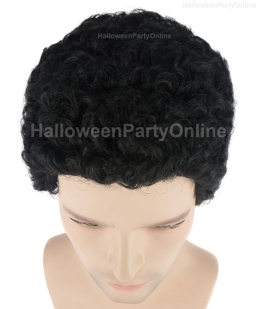 Wig for Cosplay Stork Black HM-070