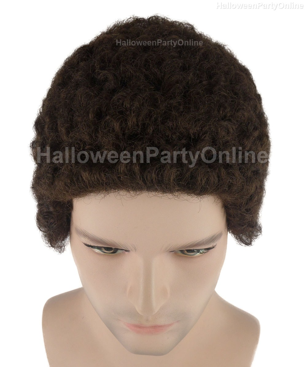 Wig for Cosplay Stork Dark Brown HM-071