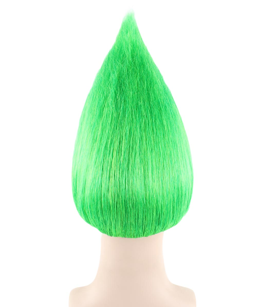 (1-2 days dispatch) Wig for Cosplay Troll Green HM-089