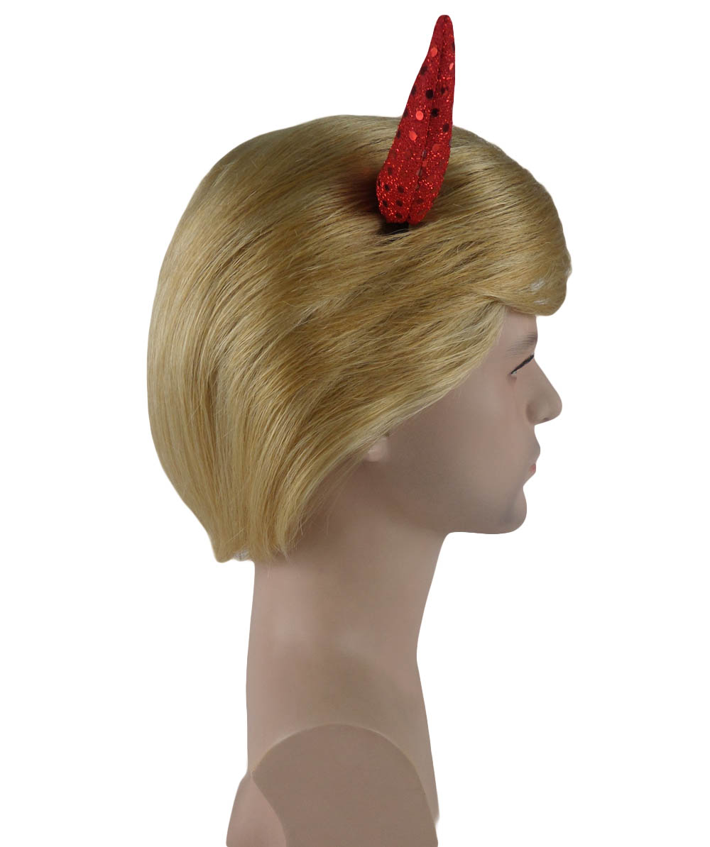 (1-2 days dispatch) EXCLUSIVE! Wig for President Trump II with Devil Horns HM-097