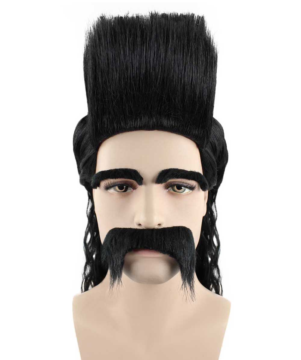(1-2 days dispatch) Wig for Cosplay Despicable Me 3 - Balthazar Bratt Style HM-122
