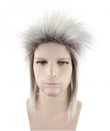 Halloween Party Costume 80's Rock Mullet Wig HM-151