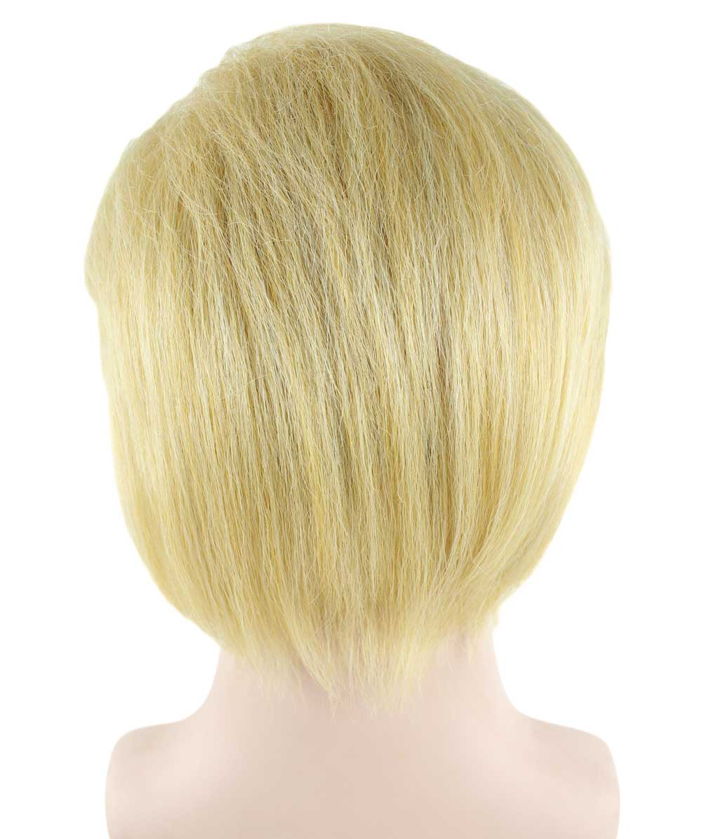 EXCLUSIVE! Wig for President Trump II High Heat Resistant Fiber Style HM-168