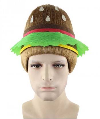 Halloween Party Costume Burger Troll Wig HM-211