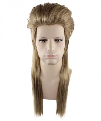 Halloween Party Costume Wig for Cosplay Dog the Bounty Hunter HM-224