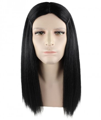 Halloween Party Costume Wig for Cosplay Suicide Squad Katana  HM-269