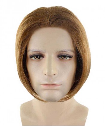 Halloween Party Costume Brown Grunge Wig HM-275