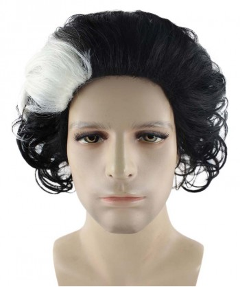 Halloween Party Costume Wig for Cosplay Sweeney Todd HM-286