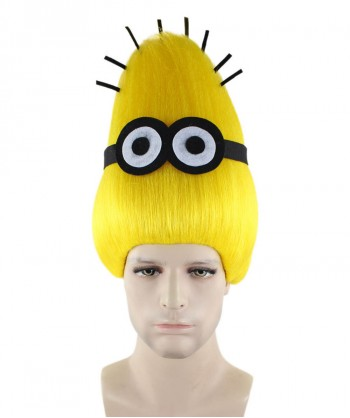 Halloween Party Costume Wig for Cosplay Minions Tom HM-332