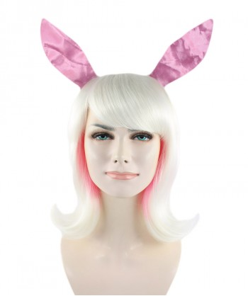 Halloween Party Costume (1-2 Days Dispatch) Easter Bunny Wig HW-1083