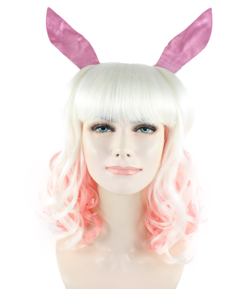 (1-2 Days Dispatch) Easter Bunny Wig HW-1093
