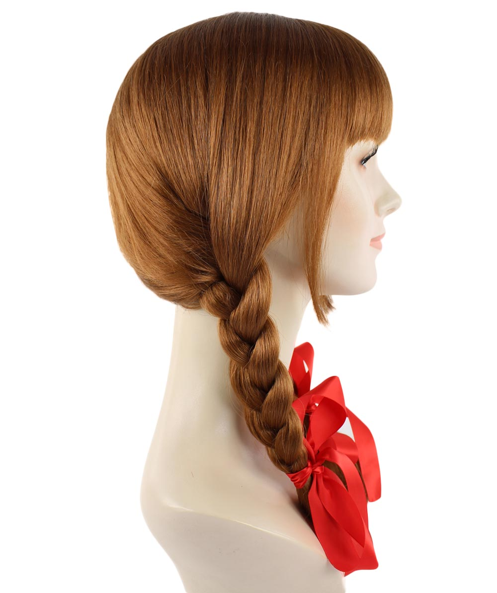(1-2 Days Dispatch) Exclusive! Wig for Cosplay Annabelle Movie HW-1094