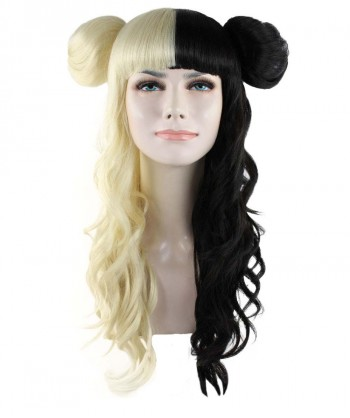 Halloween Party Costume (1-2 Days Dispatch) Exclusive! Wig for cosplay Melanie alphabet boy HW-1103