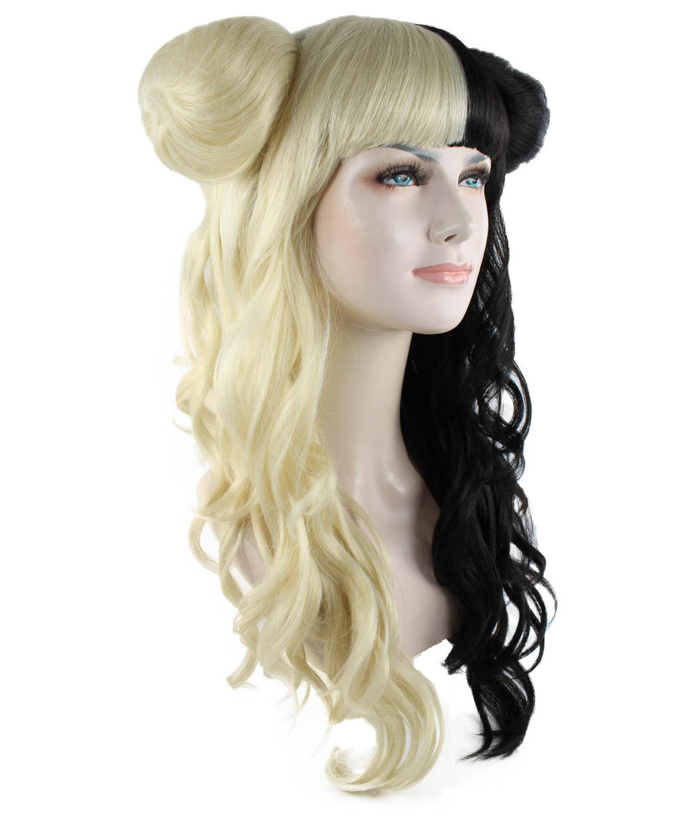(1-2 Days Dispatch) Exclusive! Wig for cosplay Melanie alphabet boy HW-1103