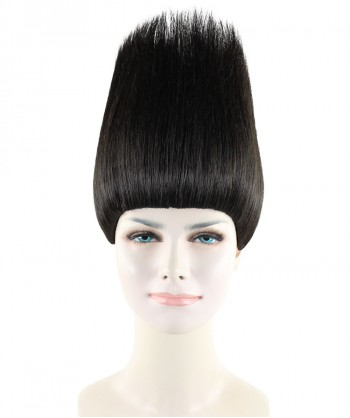 Halloween Party Costume Women's Wig for Cosplay Black Troll Style HW-1363