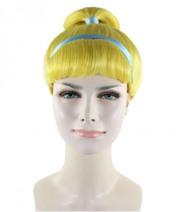 Halloween Party Costume Wig for Cosplay Princess Cinderella HW-1369