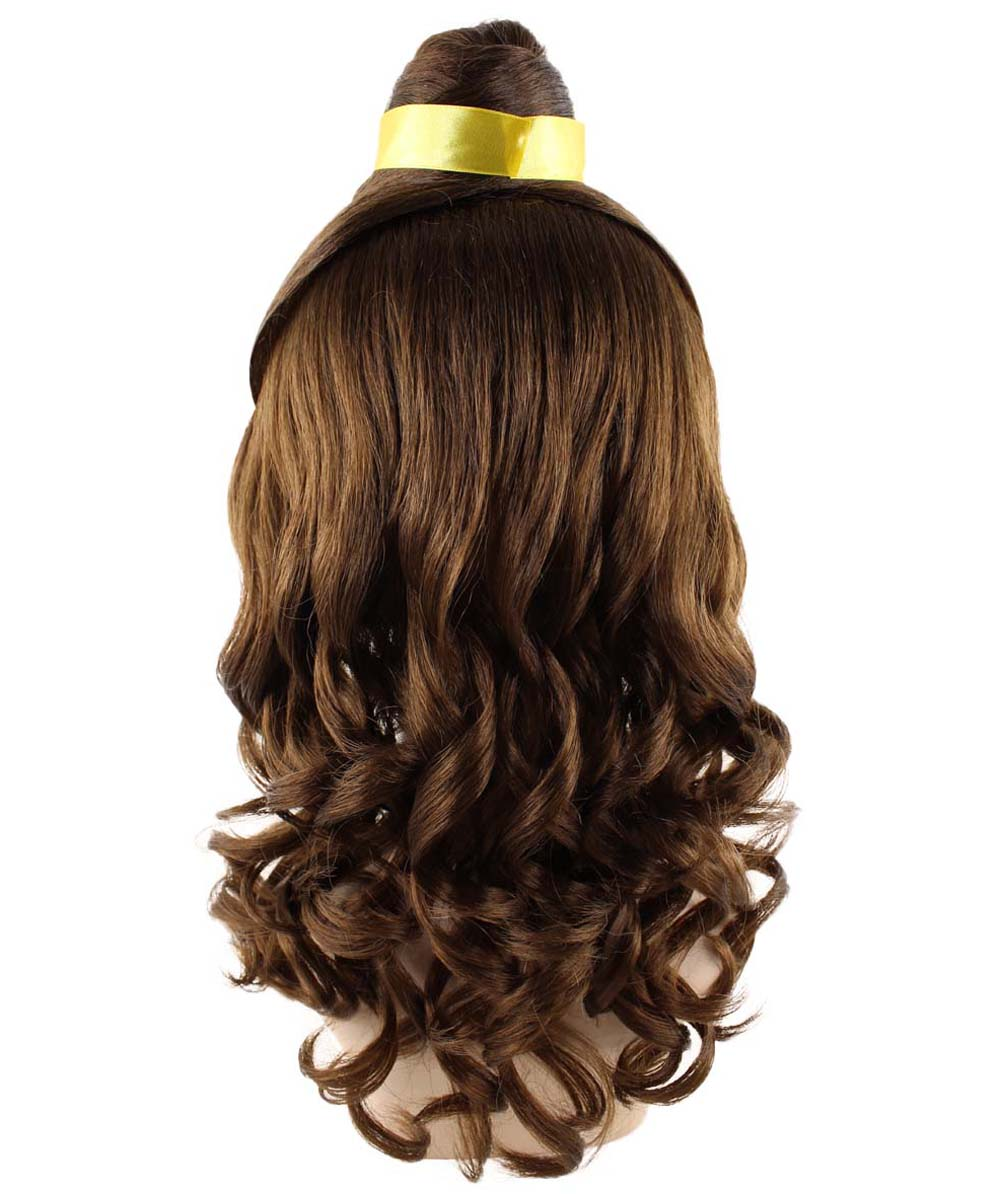 (1-2 Days Dispatch) Wig for Cosplay Beauty and The Beast Belle Prestige II HW-1370
